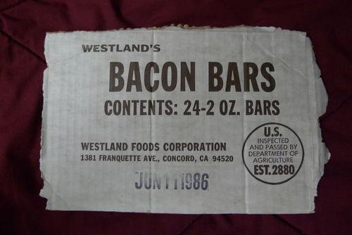 Baconbars