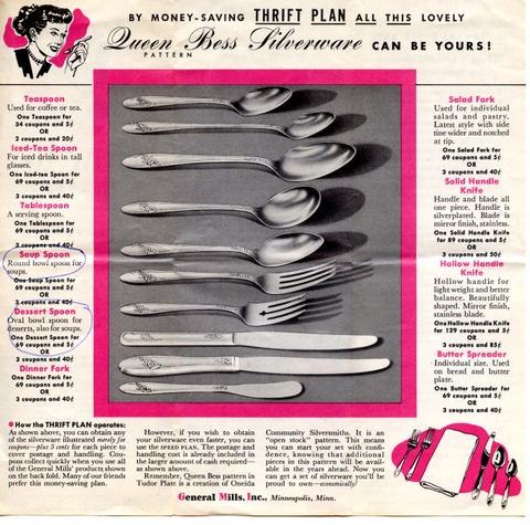 Top 10 Fine Patterns; Fine Flatware Sets